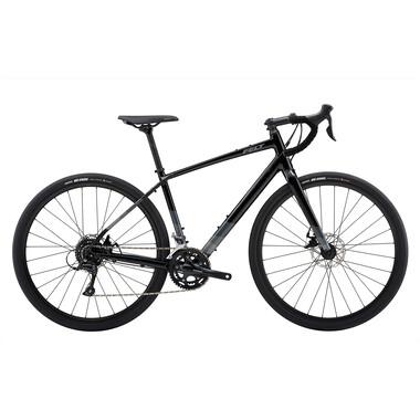 Vélo de Gravel FELT BROAM 60 DISC Shimano Sora/Claris 34/46 Noir 2021